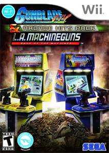 Arcade Hits Pack: Gunblade NY & L.A. Machineguns