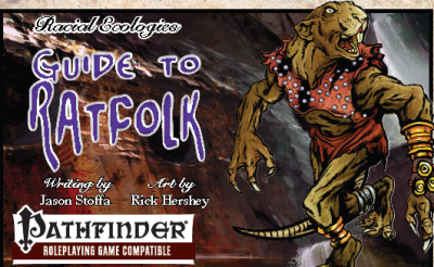 Tabletop Review: Racial Ecologies: Guide to Ratfolk