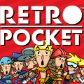 Retro Pocket Title