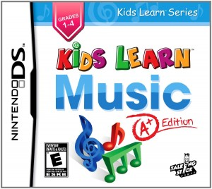 kids Learn Music Cover