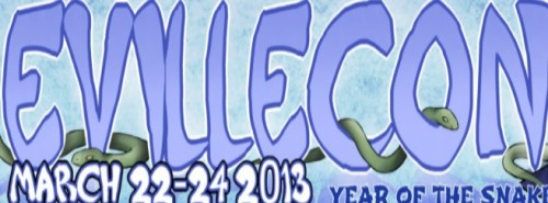EvilleCon banner
