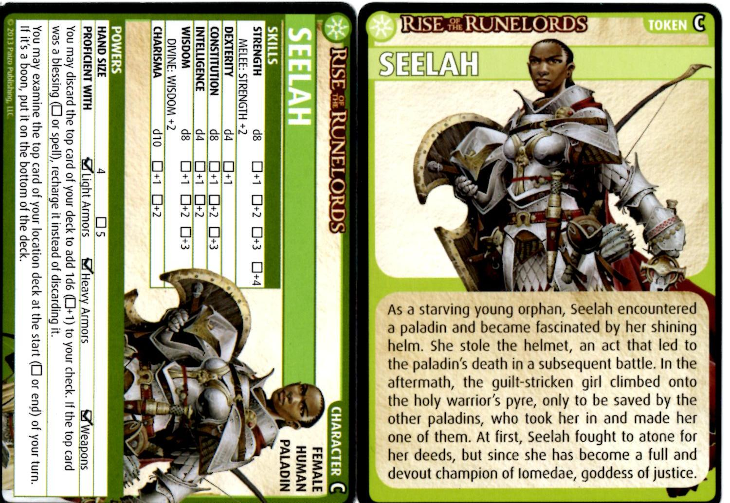 order buy high quality Tabletop Review: Pathfinder Adventure Card Game: Rise of the ...