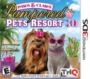 Paws & Claws: Pampered Pets 3D