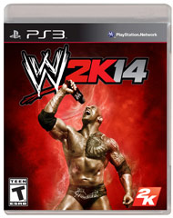 wwe2k14cover