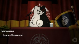 DanganRonpa: Trigger Happy Havoc - Monokuma