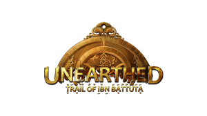 Unearthed-English Logo