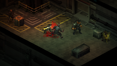 Interview with Mike McCain, Project Lead on Shadowrun