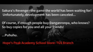 DanganRonpa: Trigger Happy Havoc - School Mode