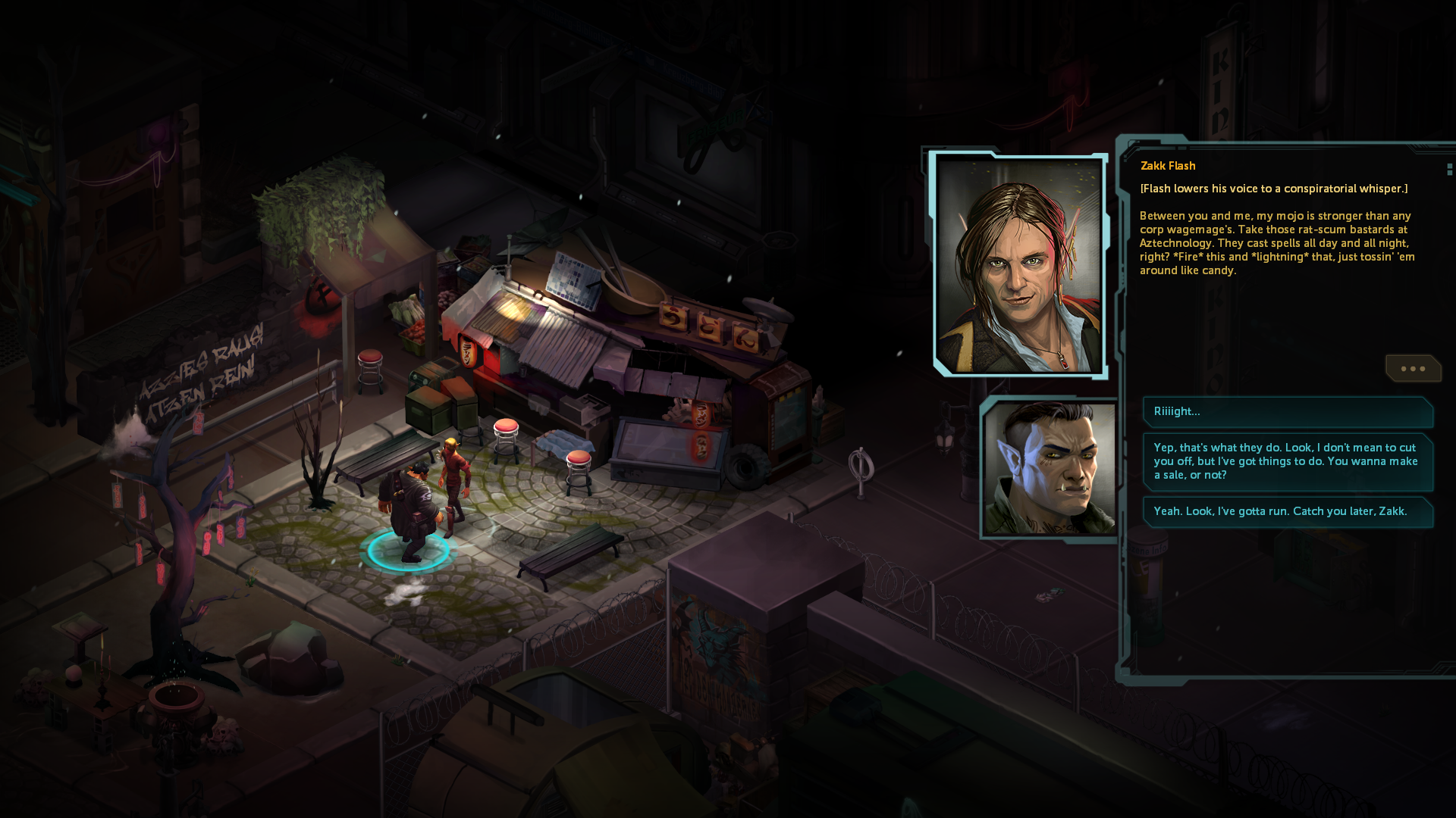 shadowrun dragonfall mods