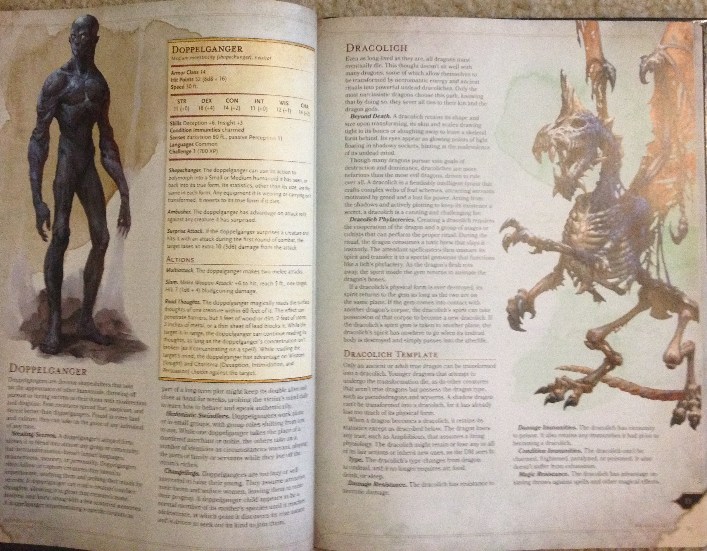Tabletop Review Monster Manual Dungeons Dragons Fifth Edition