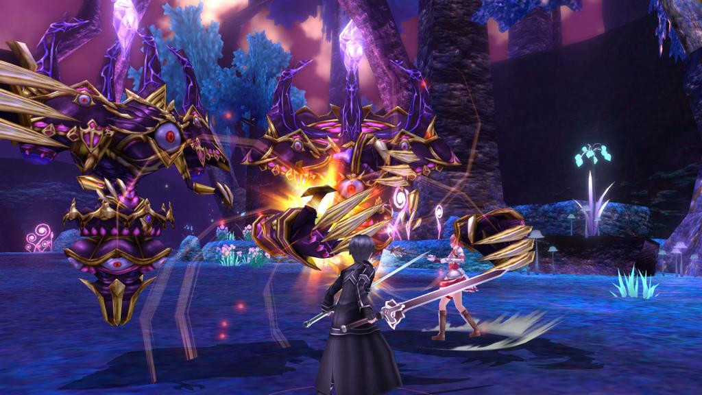 Review: Sword Art Online: RE Hollow Fragment (Sony Playstation 4