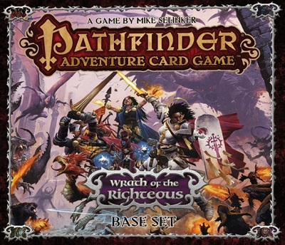 Tabletop Review: Pathfinder Adventure Card Game: Wrath of the Righteous Box Set
