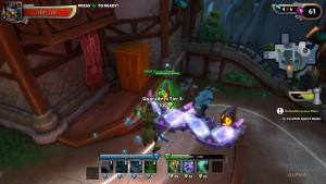 Dungeon Defenders 2 Alpha