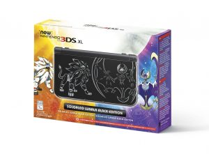 New 3DS XL Pokemon Sun Moon