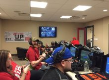 Wounded Warrior Project and StackUp partnered up to host a game night for warriors at the WWP office in Pittsburgh. (PRNewsFoto/Wounded Warrior Project)